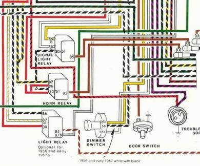porsche 356 wiring diagram wiring diagram